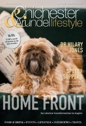 Chichester and Arundel Lifestyle Jan - Feb 2021