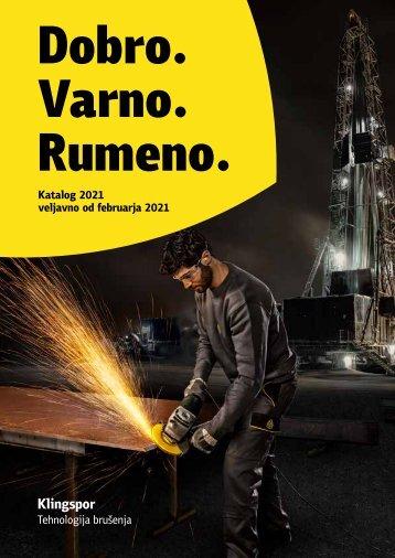 Katalog 2021 - Slowenien