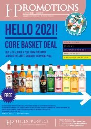 Hills Prospect Promotion Brochure Jan/Feb 2021