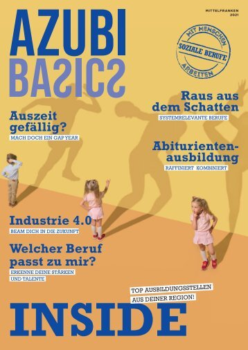 Azubi Basics 334 Azubi Wissen für Mittelfranken 2021-22