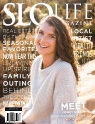 SLO LIFE Magazine Dec/Jan 20/21