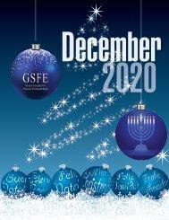 GSFE Newsletter-December 2020