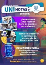 Revista Uninotas Edición 62