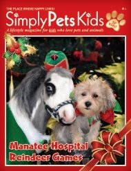 SIMPLY PETS KIDS - WINTER ISSUE 2020/2021