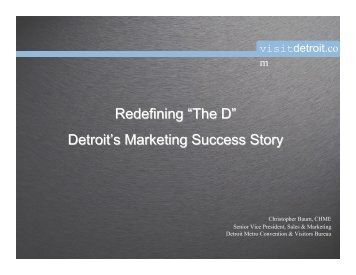 """Redefining """"The D"""" Detroit's Marketing Success Story - staging.files ..."""