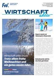 Wirtschaft Aktiv Kärnten 12/2020