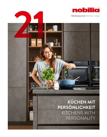 Interliving FREY - Nobilia Küchen Journal 2021