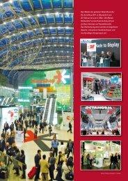 Startschuss zur EuroShop 2011 - POS kompakt