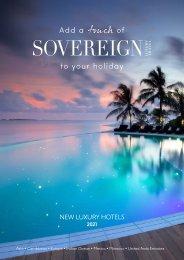 Sovereign Brochure Supplement | New Properties 2021
