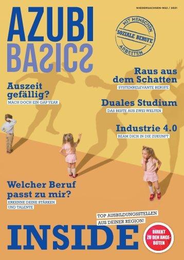 Azubi Basics 324 - Azubi Wissen für Niedersachsen 2020-21