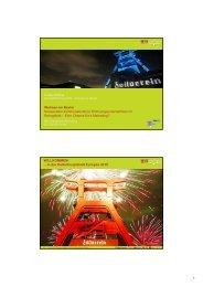 31. - InWIS Forschung & Beratung GmbH