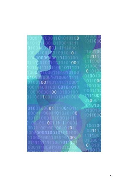 Naar een data-gedreven samenleving Uitdagingen