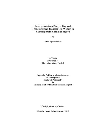 JSalter PhD Final Thesis Submission.pdf - University of Guelph