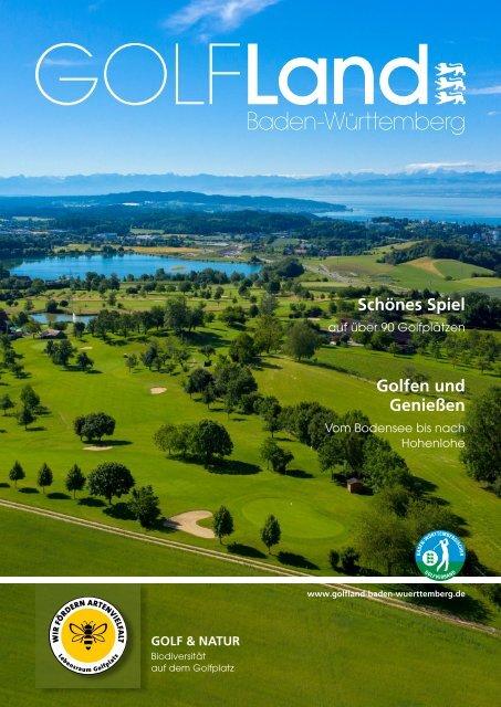 Golfland Baden-Württemberg 2021