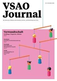 VSAO JOURNAL Nr. 6 - Dezember 2020