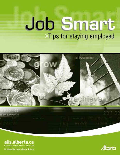 Job Smart: Tips for Staying Employed - ALIS - Government of