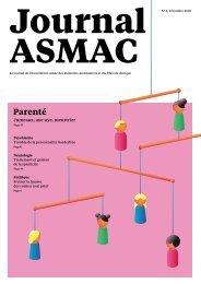JOURNAL ASMAC No 6 - décembre 2020