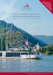 Viking River Brochure 2022