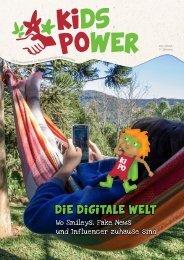 KidsPower: Die digitale Welt