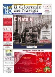 Giornale dei Navigli n. 45 - 18 dicembre 2020