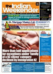The Indian Weekender, 18 December 2020
