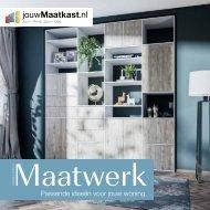 jouwMaatkast.nl catalogus 2020/2021
