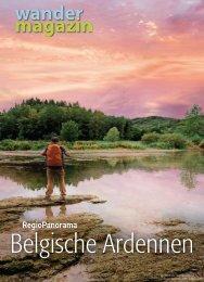 Belgische Ardennen – Wandermagazin 209