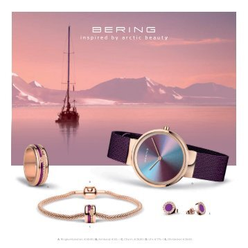 FREY Mode - BERING Fachhandelsflyer Winter 2020