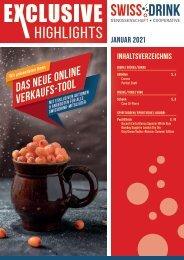 SwissDrink Exclusive Januar 2021