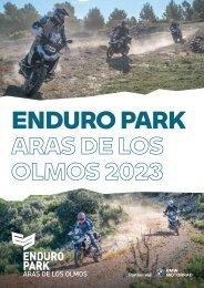 Enduro Park Aras de los Olmos 2021