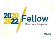 ELIS FELLOW - Give Back Program