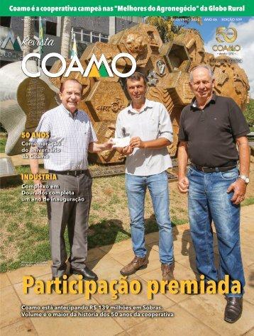 Revista Coamo Edição de Dezembro de 2020