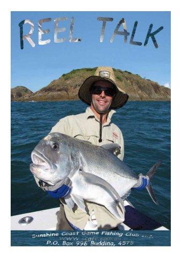 Annual Awards Presentation Dinner - Sunshine Coast Game Fishing ...