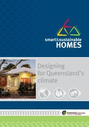 Designing for Queensland's climate - Department of Housing and ...