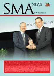 Interview with Prof Tan Cheng Lim - SMA News - Singapore Medical ...