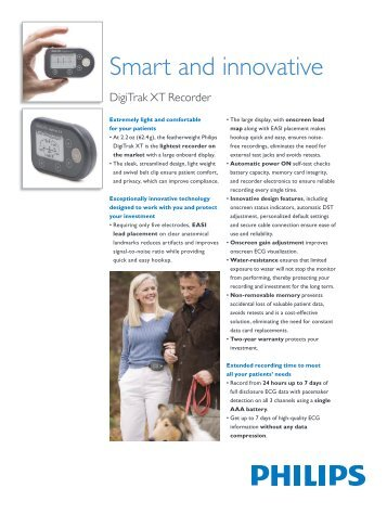 Smart and innovative - Davis Medical Electronics