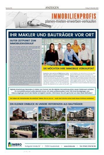 Immobilienprofis Freudenstadt