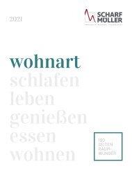 wohnart Buch 2021 Scharfmüller