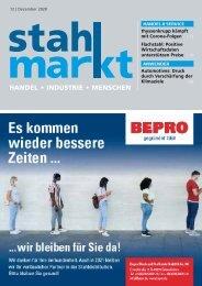 Stahlmarkt 12/2020