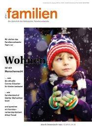 Mitgliederzeitung ehe + familie 4/2020, Salzburg
