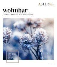 wohnbar Winter 2020 Aster