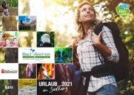 Urlaubsmagazin Bad Sachsa 2021