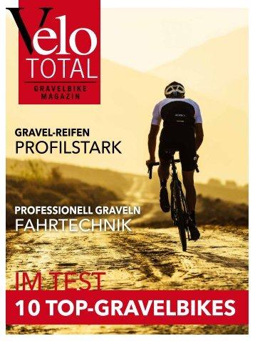VeloTOTAL - Gravelbike-Magazin 2020