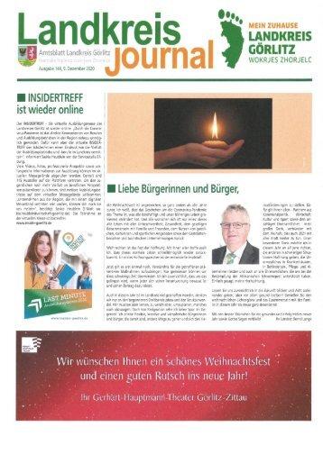 Landkreisjournal Nr. 144/2020