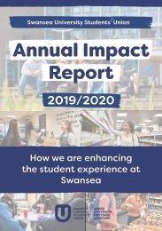 Annual Impact Report 2019 - 2020