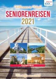 Seniorenreisen Katalog 2021