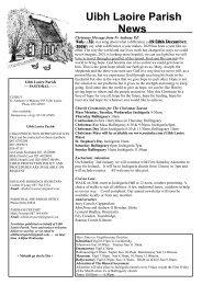 Newsletter 32 - 20th December, 2020