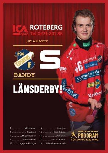 202021 | 2020-12-01 | Sandvikens AIK