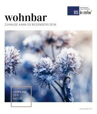 wohnbar Winter 2020 DeStefani