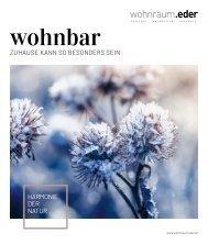 wohnbar Winter 2020 Eder